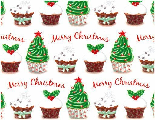 Merry Christmas Cafe Cupcakes